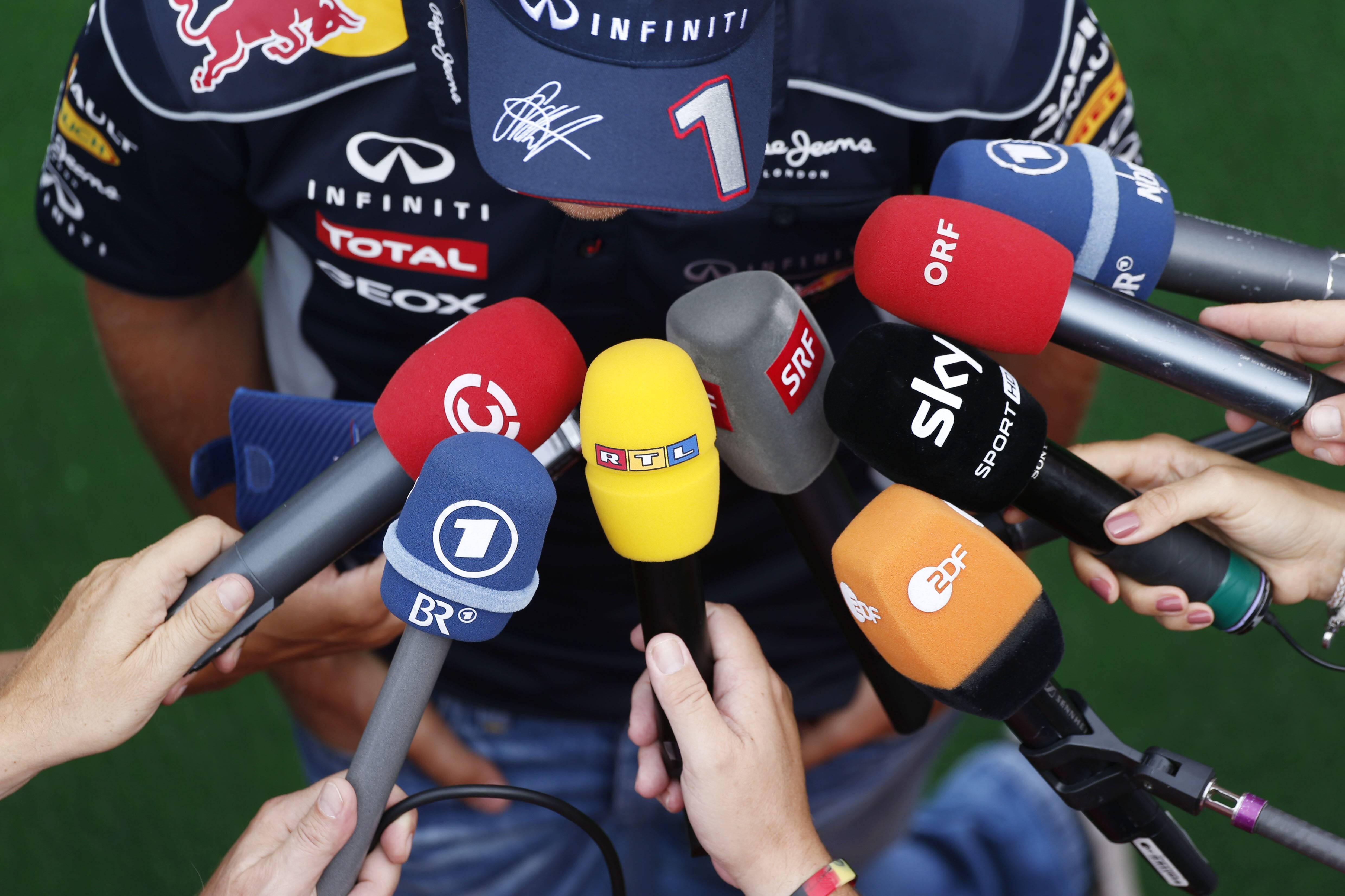 Bild zu Netflix, Formel 1, Sebastian Vettel, TV-Rechte