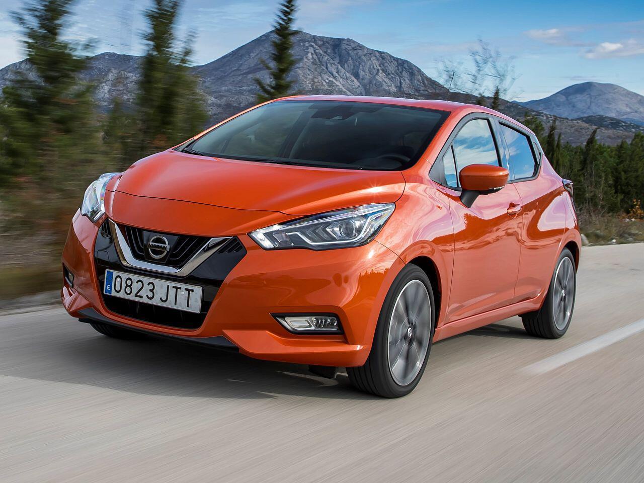 Bild zu Platz 5: Nissan Micra