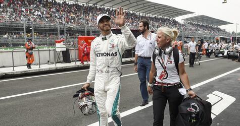 Formel 1 - Großer Preis von Mexiko - Qualifying