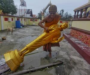 Tropensturm «Pabuk» in Thailand