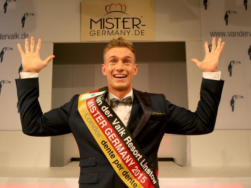 Bild zu Mister Germany