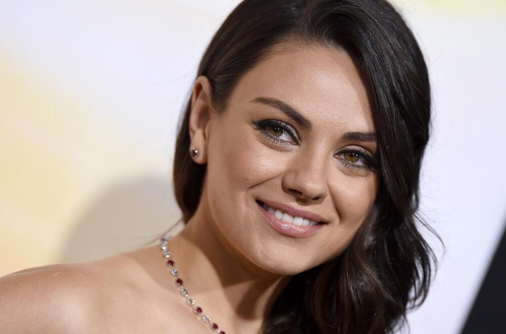 Bild zu Mila Kunis bei einer Veranstaltung in Hollywood
