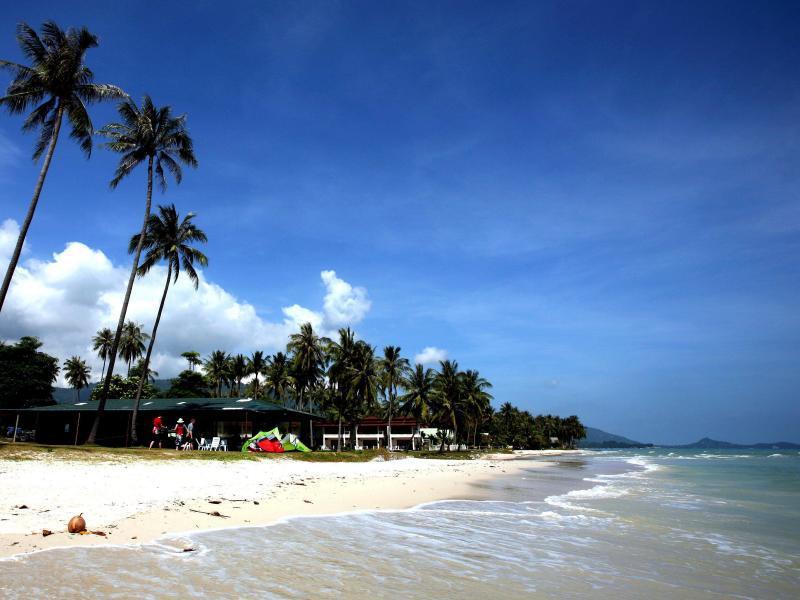 Bild zu Strand und Wasser