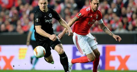 Benfica Lisbon - Eintracht Frankfurt