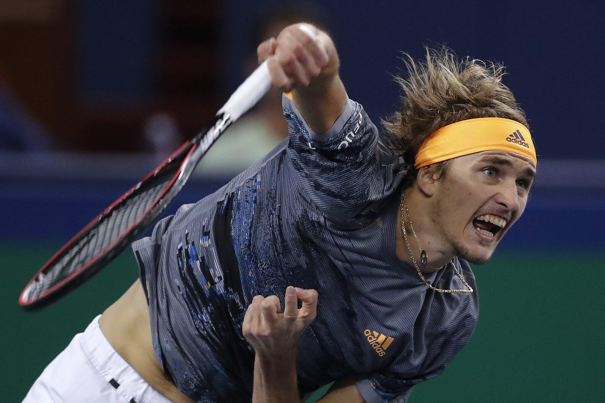 Bild zu ATP-Turnier Shanghai
