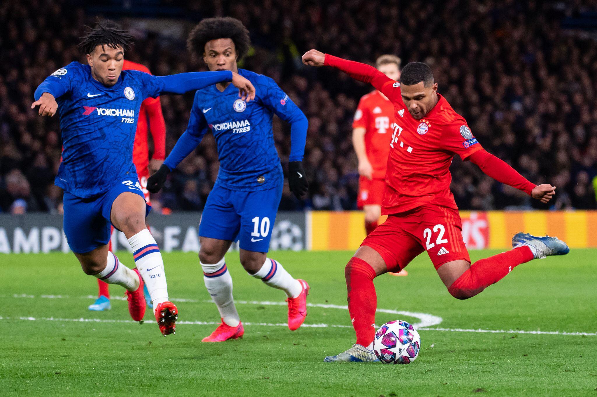 Bild zu FC Chelsea - FC Bayern München