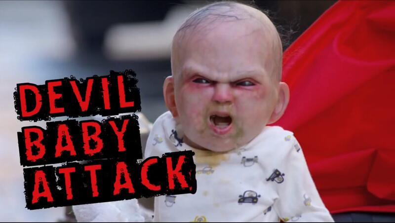 Bild zu Devil's Due Viral Kampagne