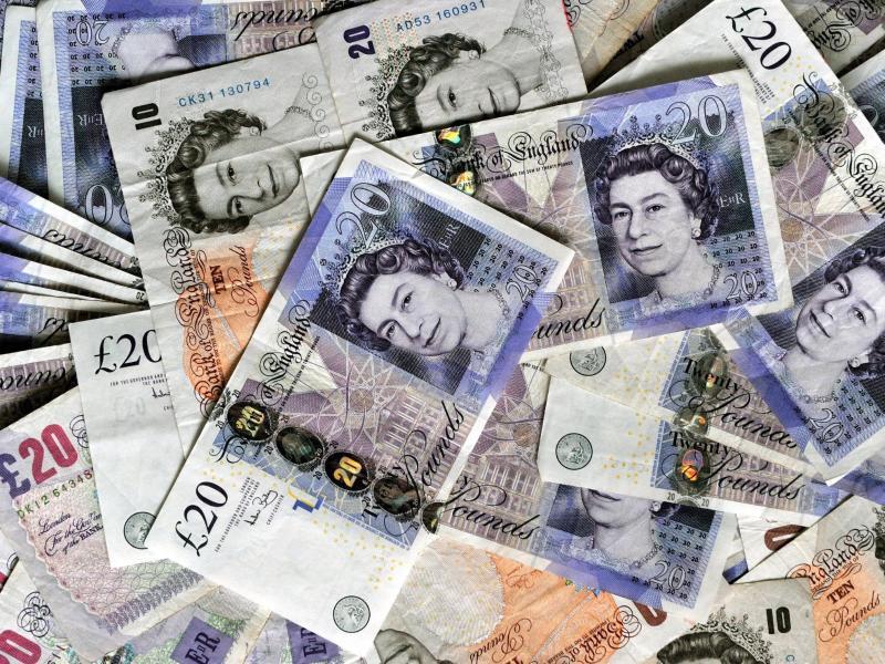 Bild zu Britisches Pfund