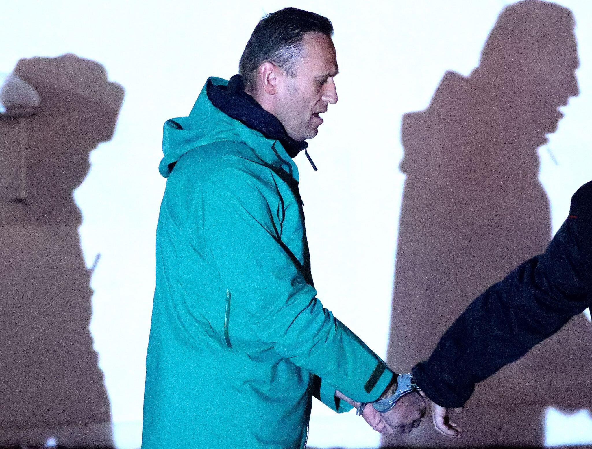 Bild zu Kremlkritiker Nawalny in Russland