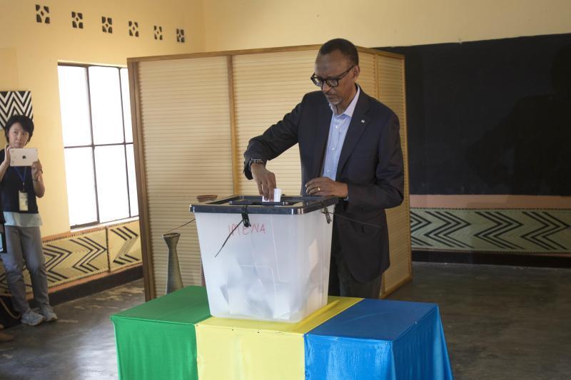 Paul Kagame