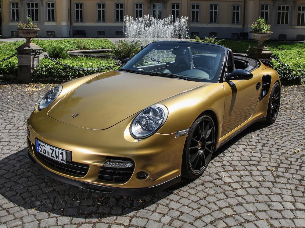 Bild zu Wimmer RST Porsche 997 Turbo