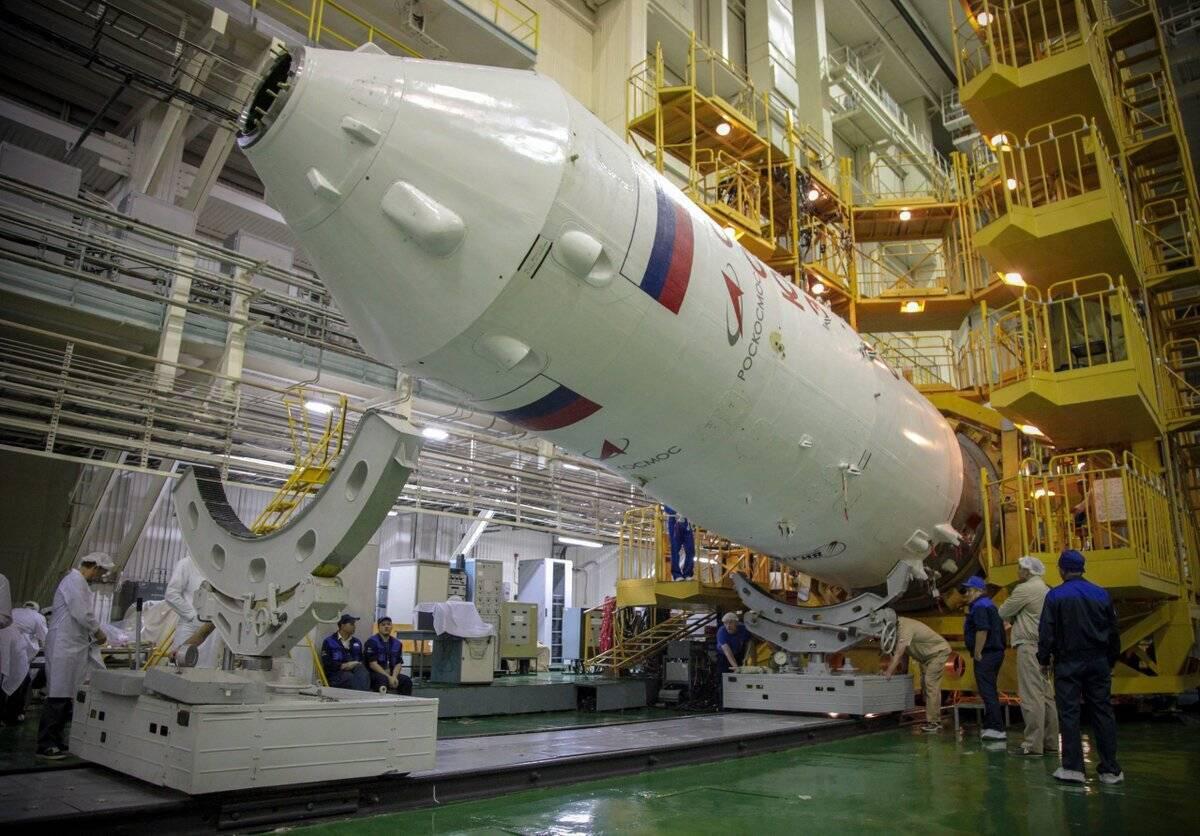 Bild zu Weltraumbahnhof