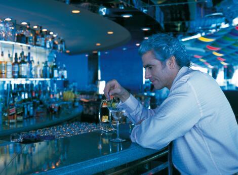 Bild zu Skyviewer Bar