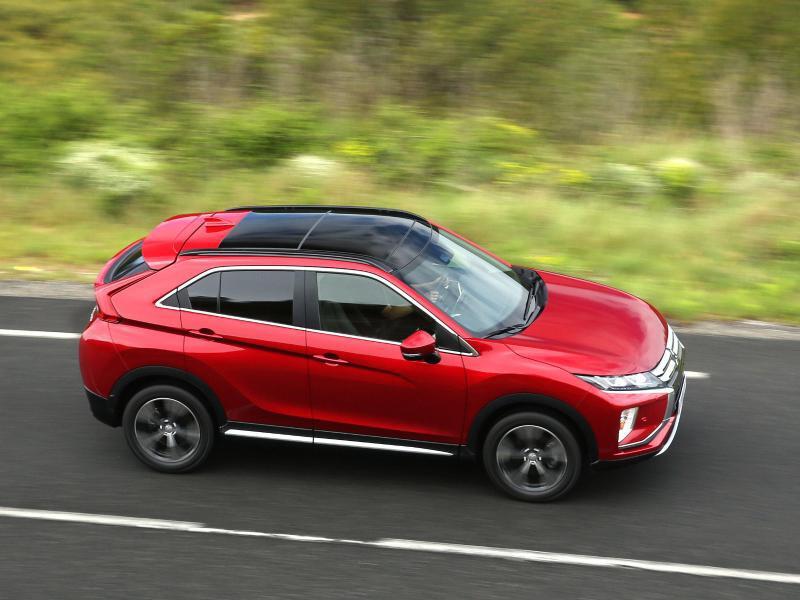 Bild zu Mitsubishi Eclipse Cross