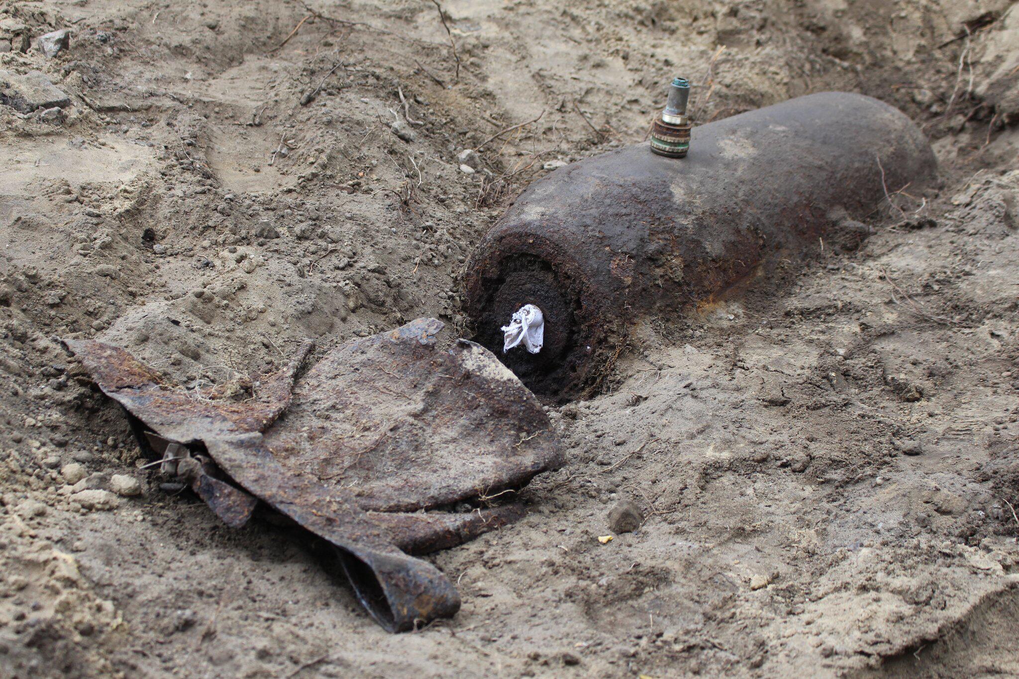 Bild zu Weltkriegsbombe in Potsdam entschärft