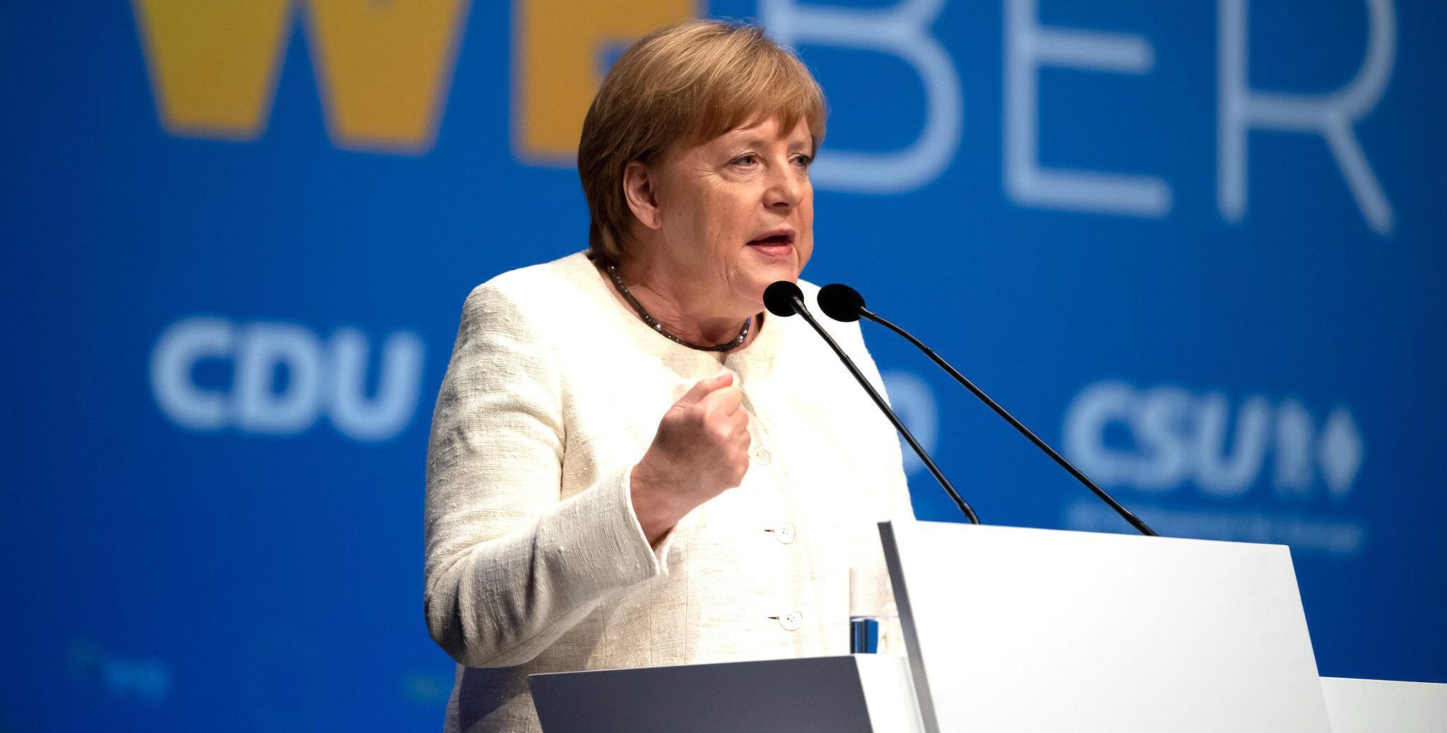 Bild zu Abschlusskundgebung zur Europawahl