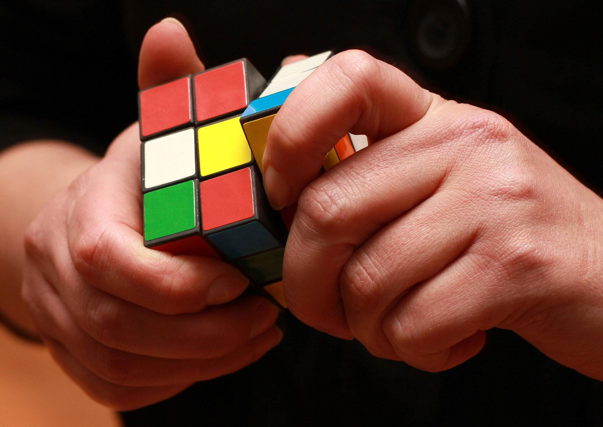 Bild zu Zauberwürfel, Rubik's Cube