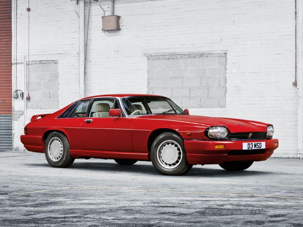 Bild zu Jaguar XJR-S 5.3