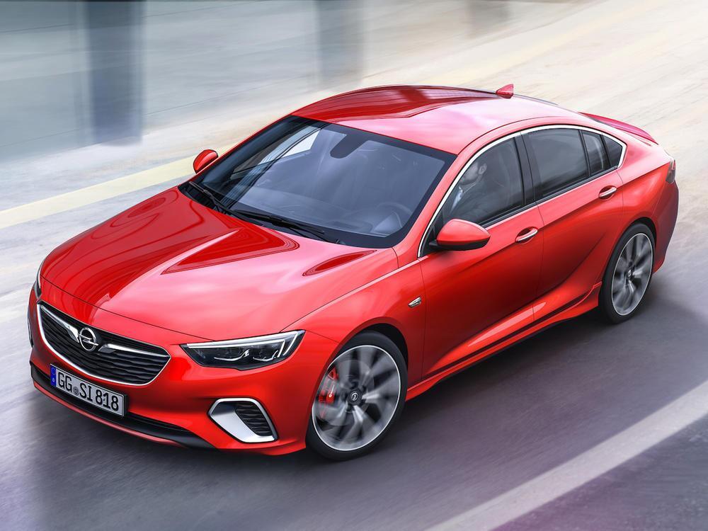 Bild zu Opel Insignia GSi