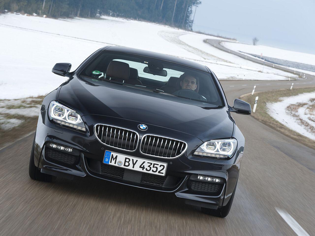 Bild zu BMW 640d xDrive während einer Probefahrt