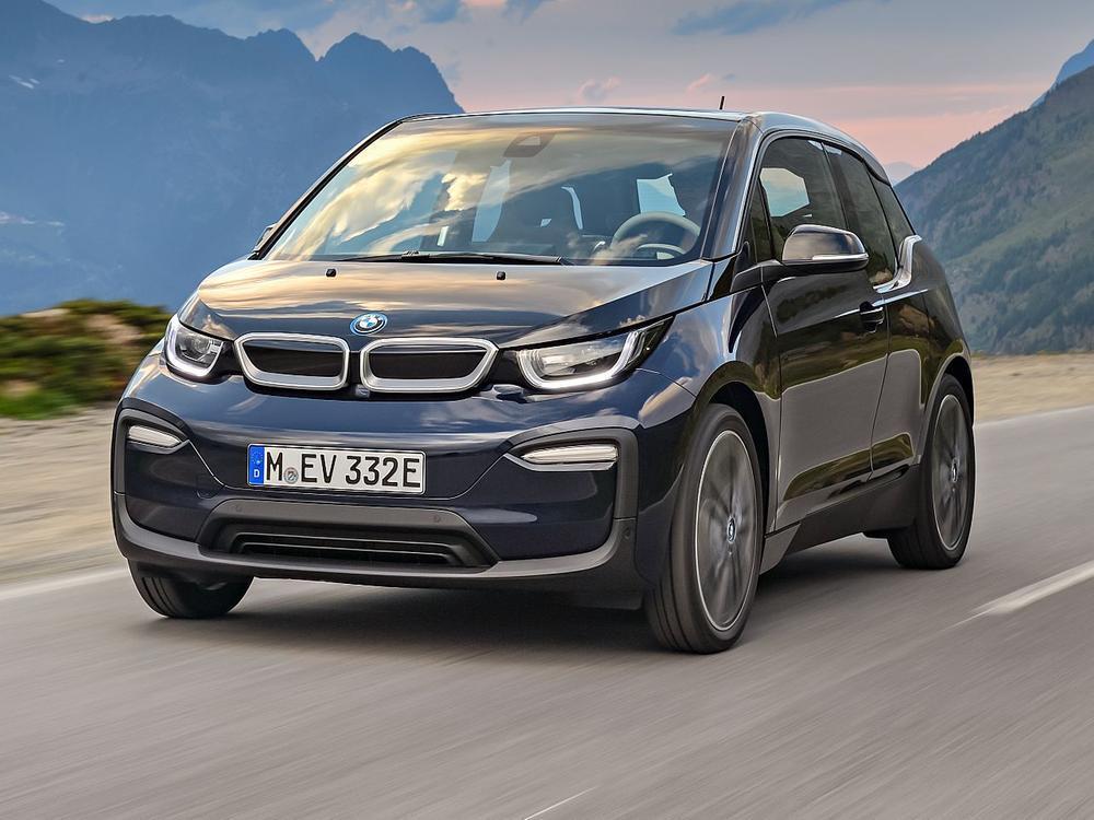 Bild zu Erfolgreiche Stromer: Das sind die zehn beliebtesten Elektroautos Deutschlands