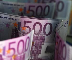 Fünfhundert-Euro-Scheine