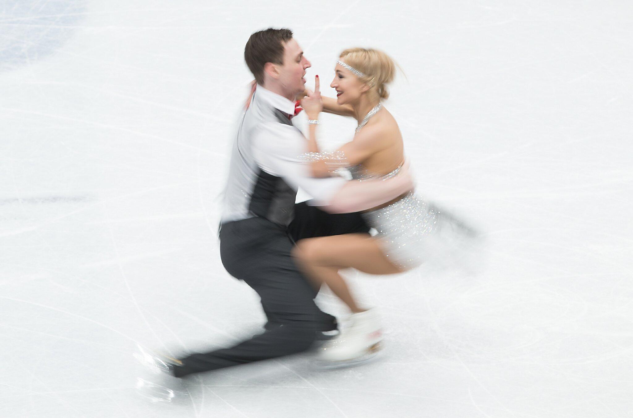 Bild zu Eiskunstlauf: Weltmeisterschaft Italien