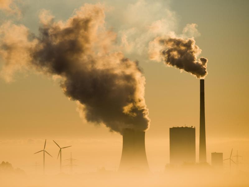 Bild zu Kohlekraftwerk