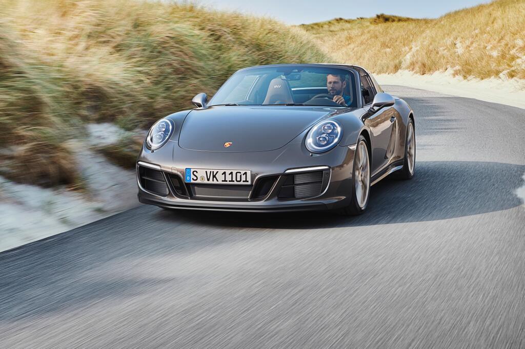 Ein Porsche für Sylt: Porsche 911 Targa 4 GTS Exclusive Manufaktur Edition