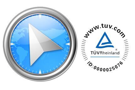Navigator und TÜV Rheinland