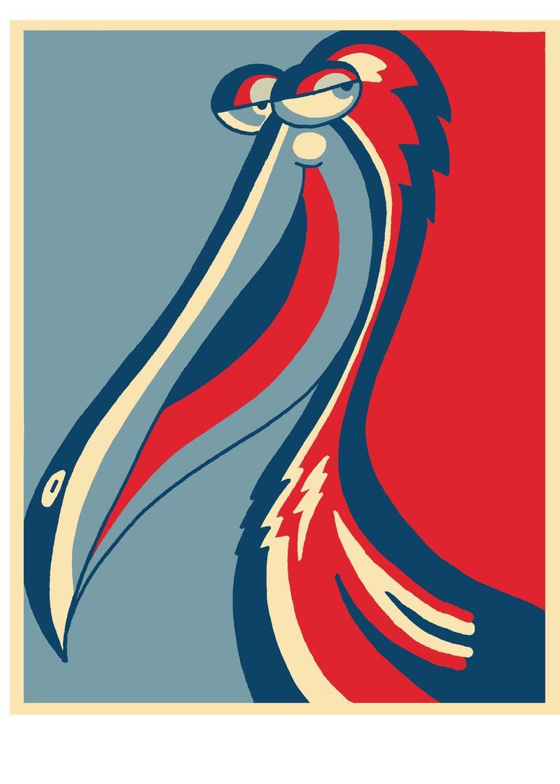 Bild zu Der Pelican