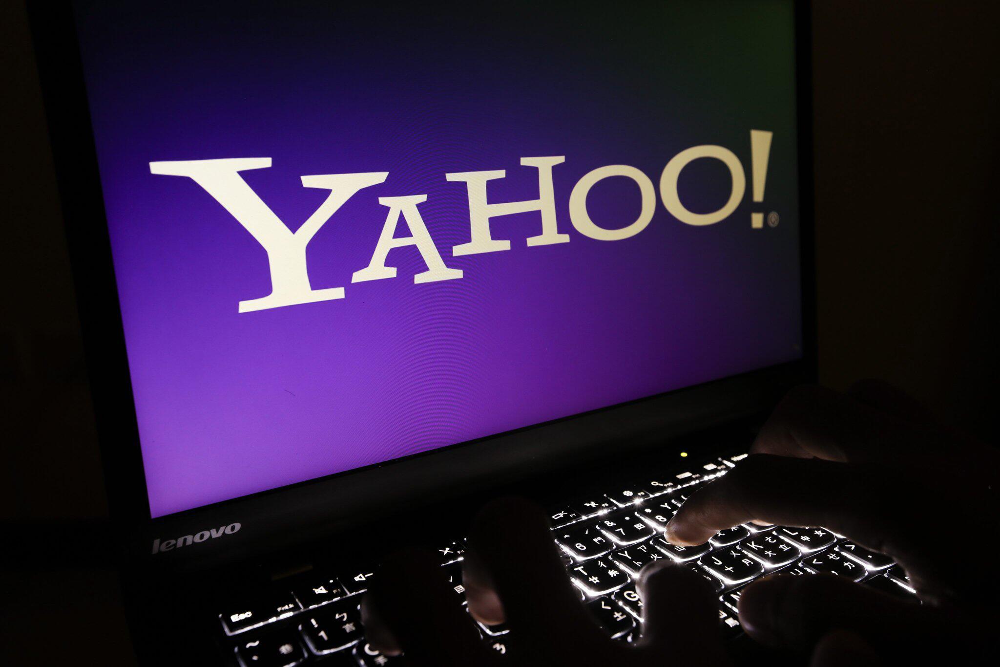 Bild zu Yahoo Nutzerkonto Hacker