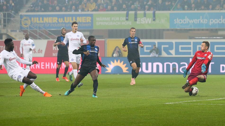 SC Paderborn 07 - Holstein Kiel