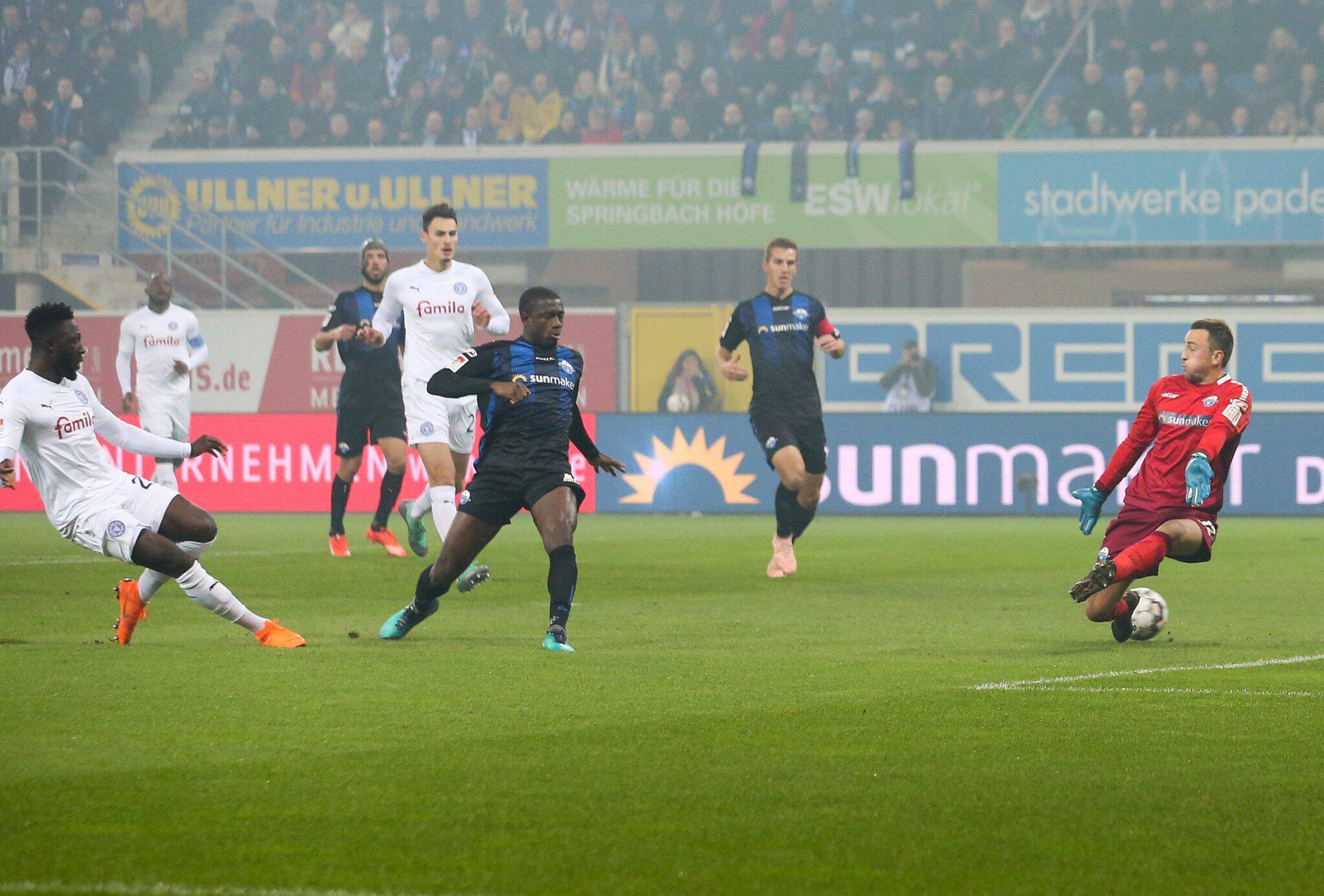 Bild zu SC Paderborn 07 - Holstein Kiel