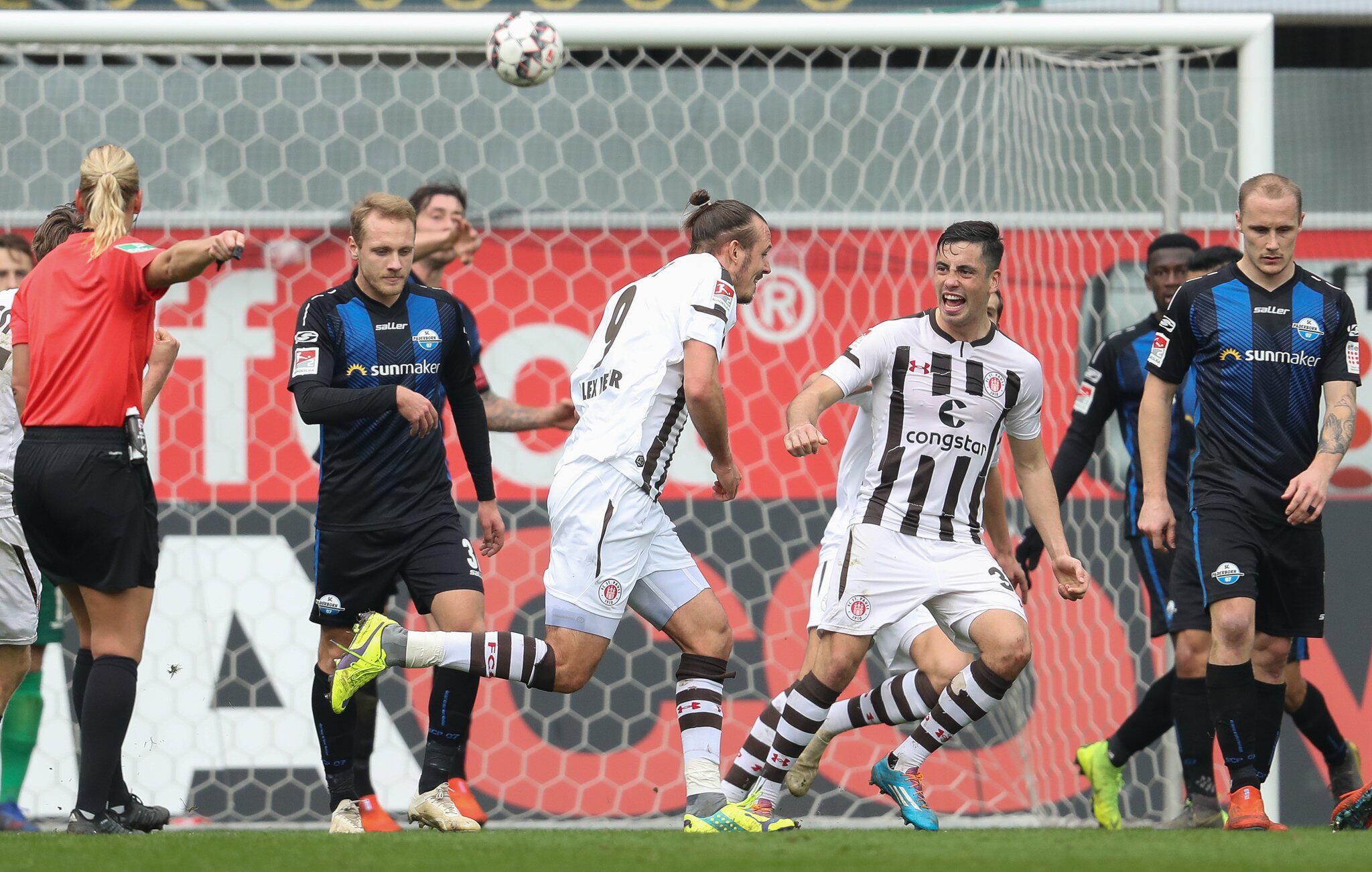 Bild zu SC Paderborn 07, FC St. Pauli