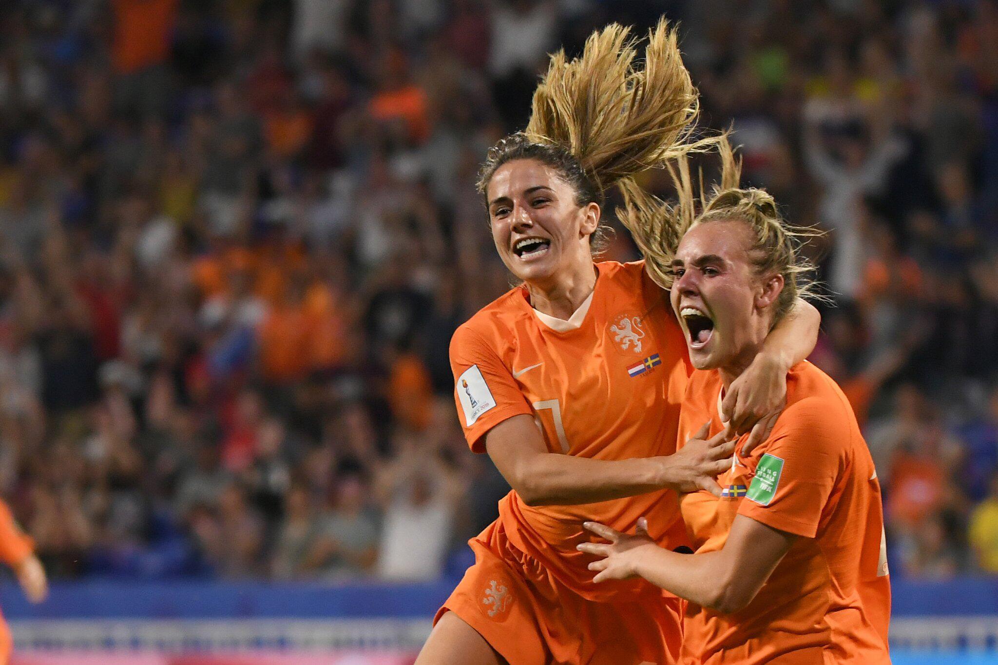 Bild zu Frauenfußball-WM - Niederlande - Schweden