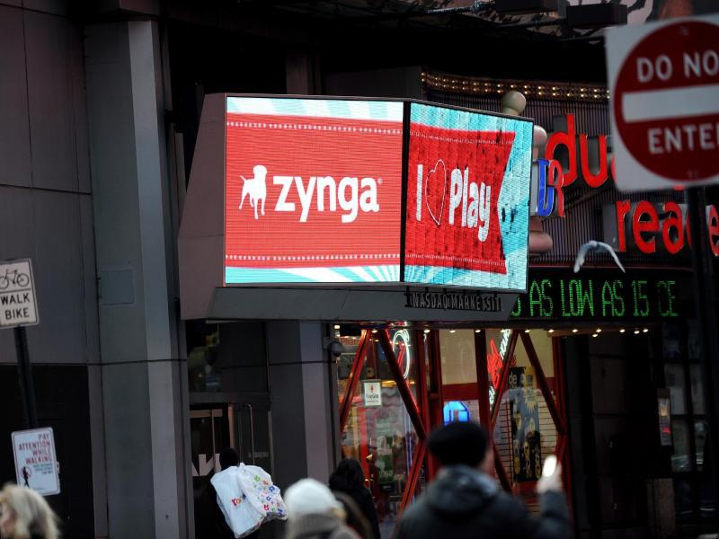 Bild zu Zynga