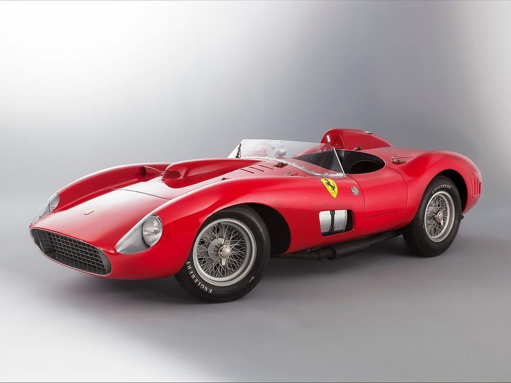 Bild zu 1957 Ferrari 335 S Scaglietti