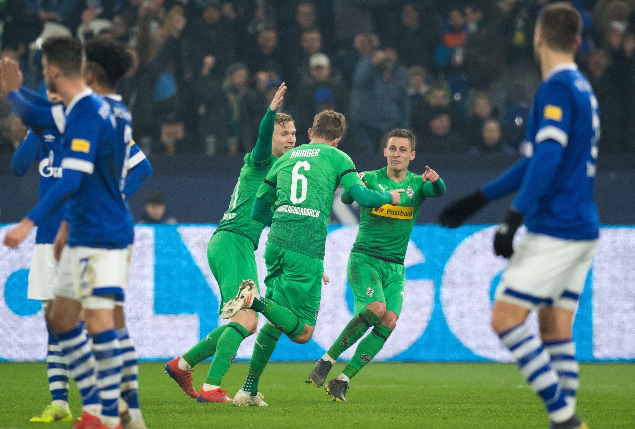 Bild zu FC Schalke 04 - Bor. Mönchengladbach