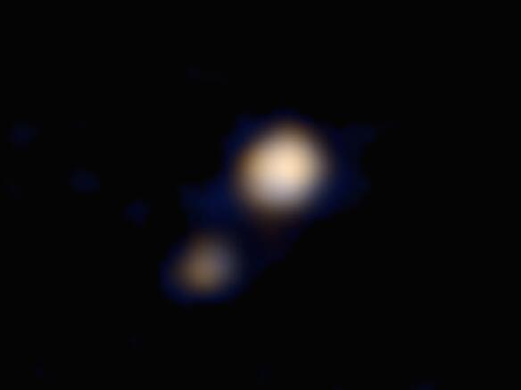 Bild zu Zwergplanet Pluto