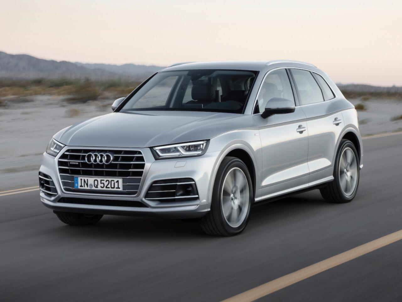 Bild zu Platz 3 - Hersteller: Audi