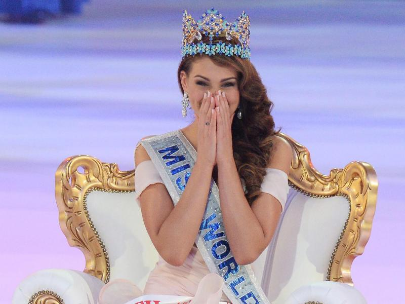 Bild zu Miss World