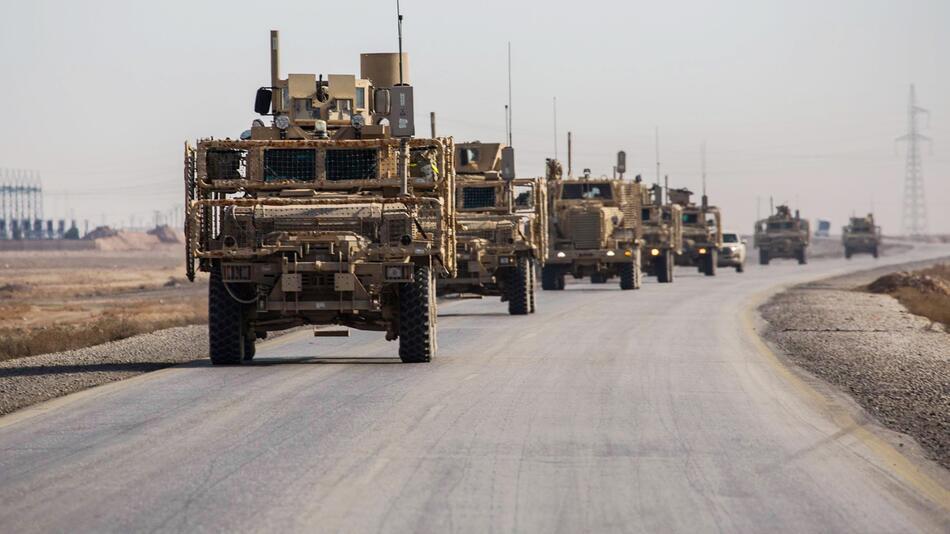 US-Army Konvoi