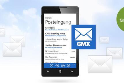 GMX Mail-App