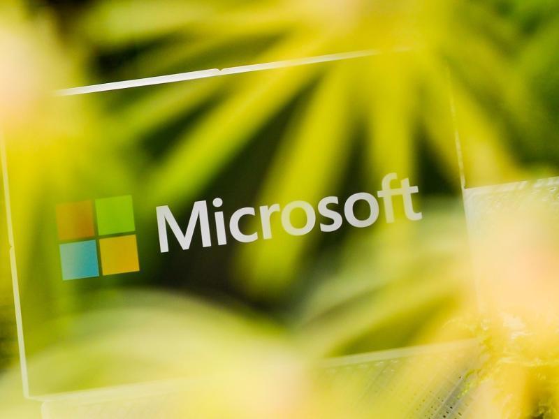 Bild zu Microsoft