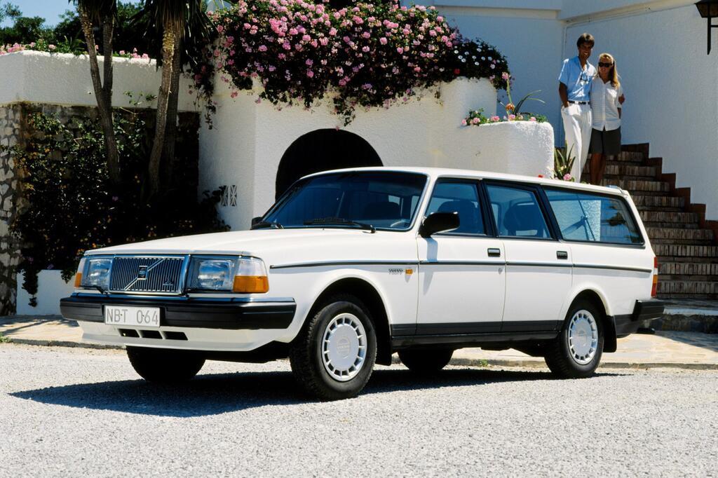 Platz 8: Volvo 240