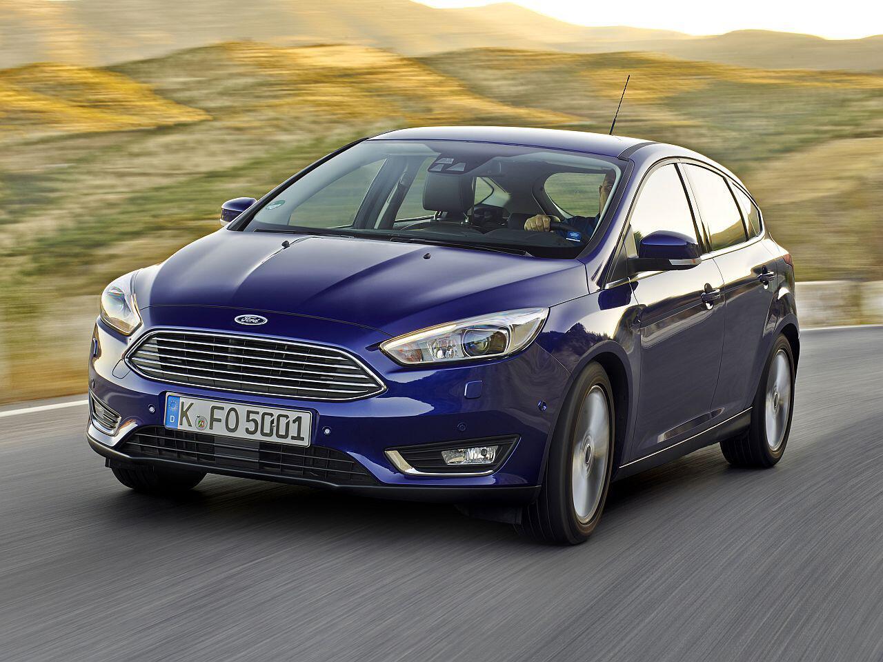 Bild zu Ford Focus