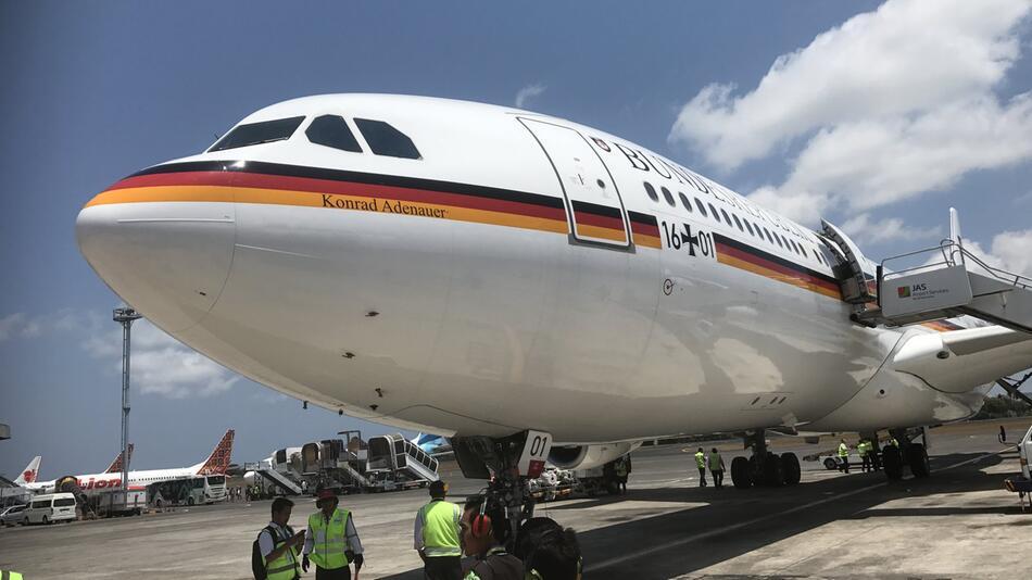 Airbus «Konrad Adenauer»