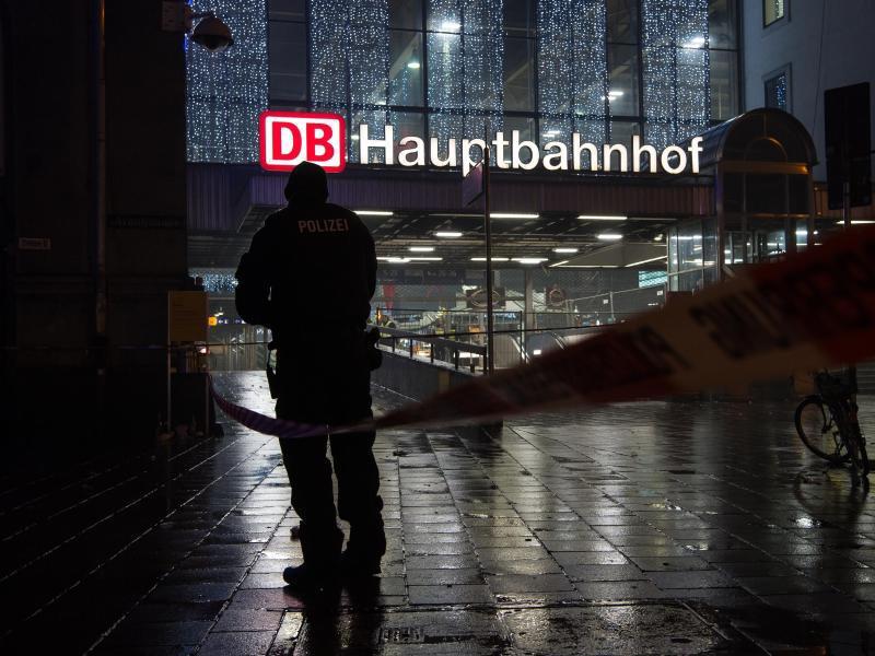 Bild zu Am Hauptbahnhof