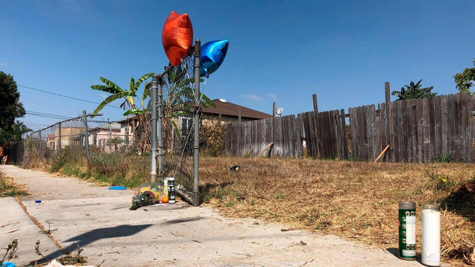 Polizist erschießt in Kalifornien schwarzen Radfahrer